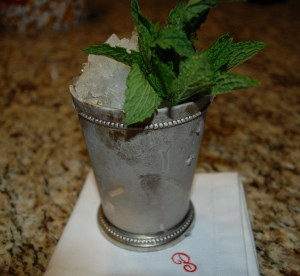 The Finished Julep